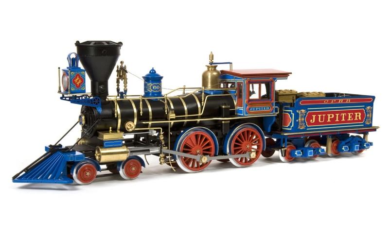 locomotive vapeur adler occre 54007 train de jardin. Black Bedroom Furniture Sets. Home Design Ideas